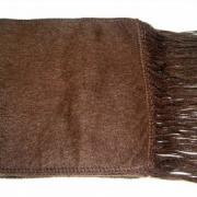 Alpaca Scarf Brown