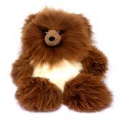 Baby Alpaca Teddy Bear